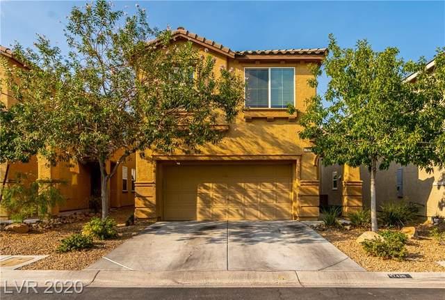 7420 Morisset Avenue, Las Vegas, NV 89179 (MLS #2231629) :: The Lindstrom Group