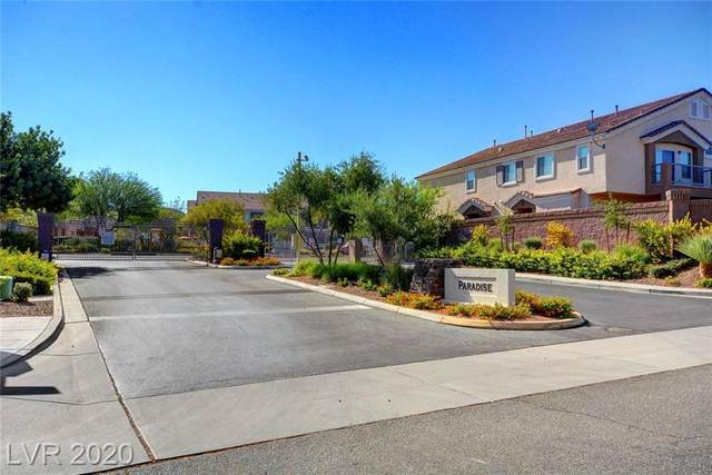 1158 Heavenly Harvest Place #101, Henderson, NV 89002 (MLS #2231631) :: Helen Riley Group | Simply Vegas