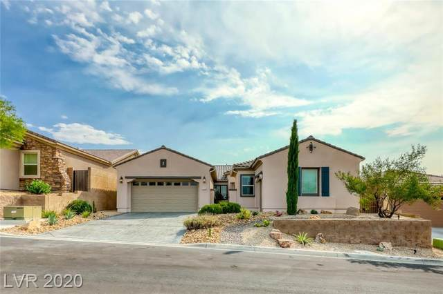 2595 Dirleton Place, Henderson, NV 89044 (MLS #2231665) :: Performance Realty