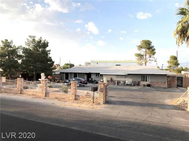 6690 Atwood Avenue, Las Vegas, NV 89108 (MLS #2231680) :: Jeffrey Sabel