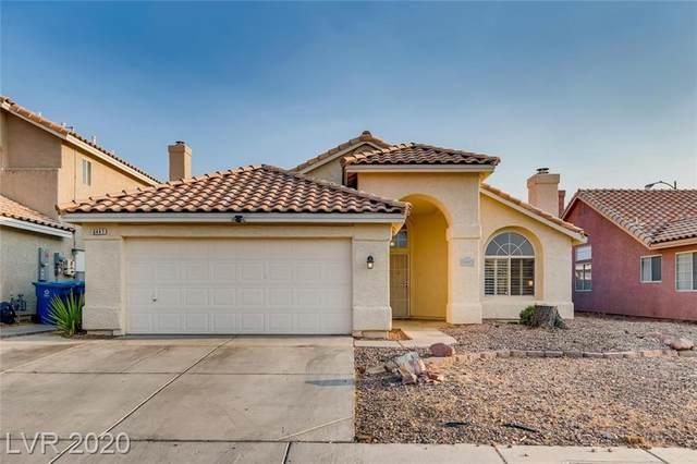 6447 Lone Peak Way, Las Vegas, NV 89156 (MLS #2231715) :: Jeffrey Sabel