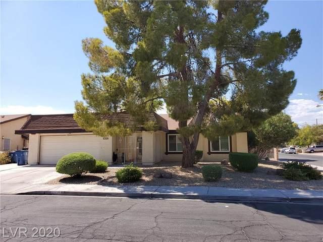 5335 Pistolera Circle, Las Vegas, NV 89120 (MLS #2231716) :: The Shear Team