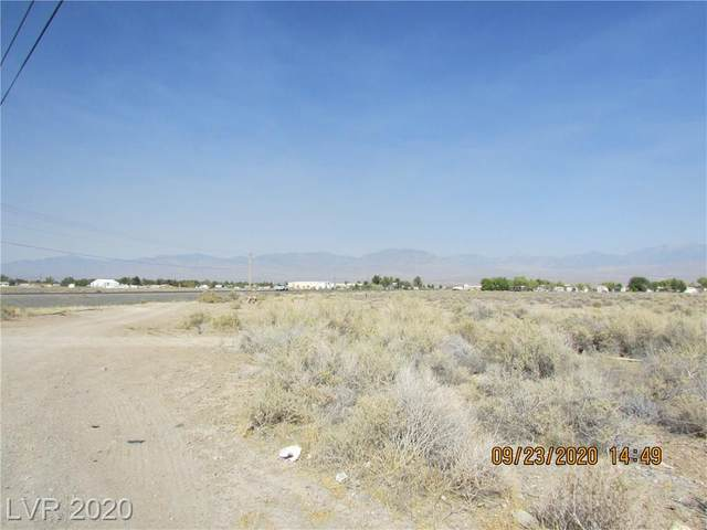 1461 Highway 372, Pahrump, NV 89048 (MLS #2231746) :: The Mark Wiley Group | Keller Williams Realty SW