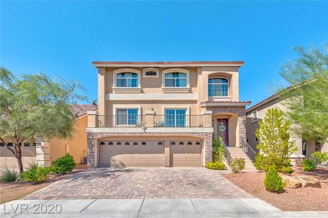 9669 Paraiso Springs Street, Las Vegas, NV 89139 (MLS #2231752) :: The Mark Wiley Group | Keller Williams Realty SW