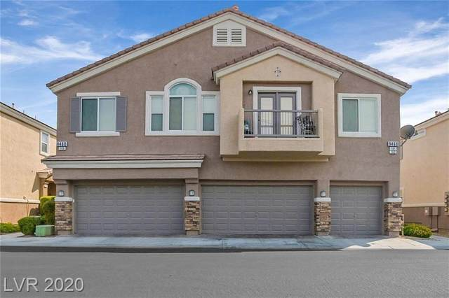 9460 Thunder Sky Street #103, Las Vegas, NV 89178 (MLS #2231757) :: The Mark Wiley Group | Keller Williams Realty SW