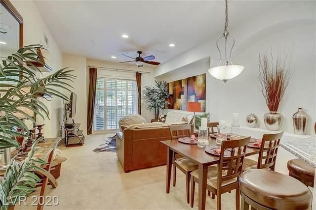 62 Serene Avenue #117, Las Vegas, NV 89123 (MLS #2231777) :: Hebert Group | Realty One Group