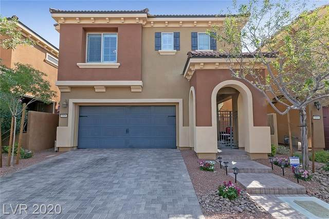 1806 Cambrian Dream Court, Las Vegas, NV 89135 (MLS #2231780) :: The Perna Group