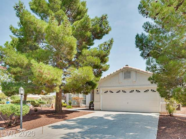 5416 Fountain Palm Street, Las Vegas, NV 89130 (MLS #2231800) :: Jeffrey Sabel