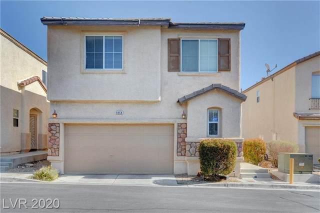 8464 Walker Gardens Place, Las Vegas, NV 89166 (MLS #2231821) :: Jeffrey Sabel