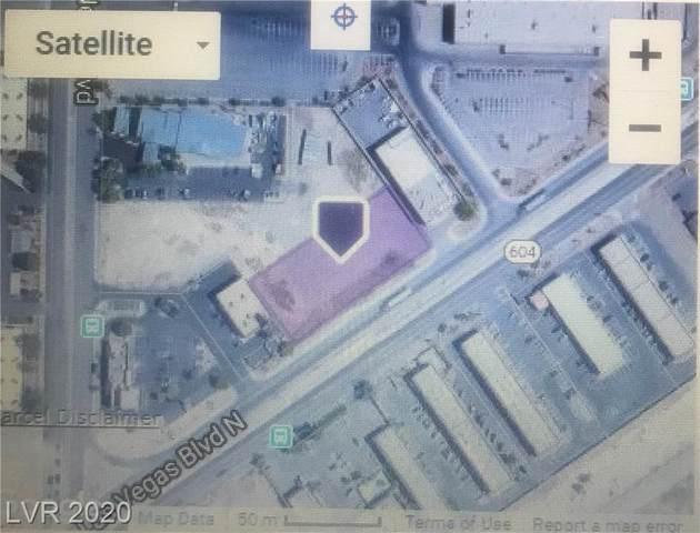 Las Vegas  Craig, North Las Vegas, NV 89156 (MLS #2231838) :: The Mark Wiley Group   Keller Williams Realty SW