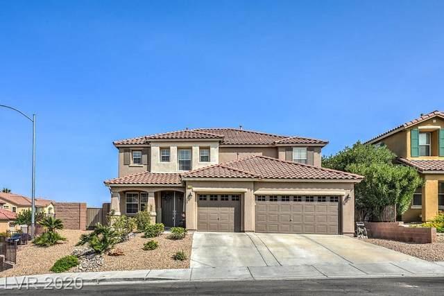 1140 Granite Bar Street, Henderson, NV 89002 (MLS #2231845) :: Helen Riley Group | Simply Vegas