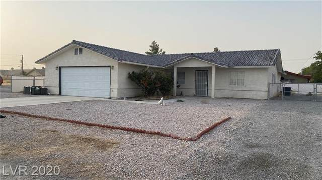 971 Lone Pine Road, Pahrump, NV 89048 (MLS #2231854) :: The Shear Team
