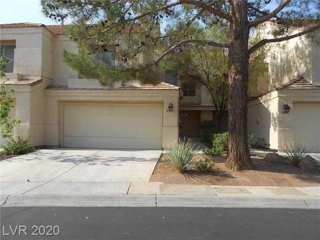 2637 Seashore Drive, Las Vegas, NV 89128 (MLS #2231860) :: Helen Riley Group | Simply Vegas