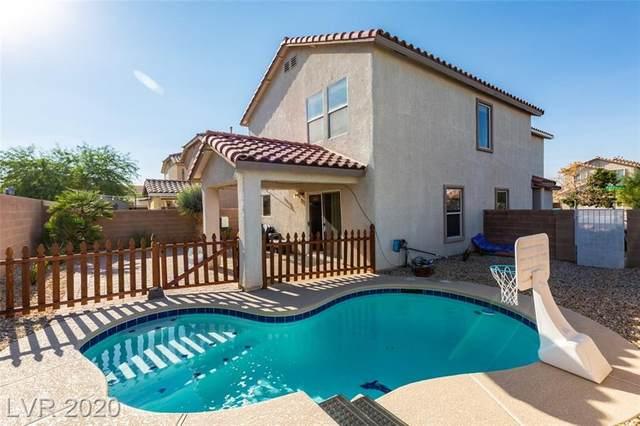 6477 Robusta Court, Las Vegas, NV 89141 (MLS #2231861) :: Jeffrey Sabel