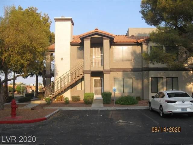 1575 Warm Springs Road #322, Henderson, NV 89014 (MLS #2231871) :: Jeffrey Sabel