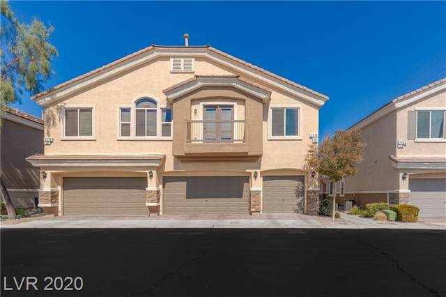 2376 Yellowstone Creek Drive #101, Las Vegas, NV 89183 (MLS #2231886) :: The Lindstrom Group