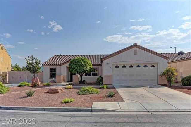 575 Green Gables Avenue, Las Vegas, NV 89183 (MLS #2231895) :: The Perna Group