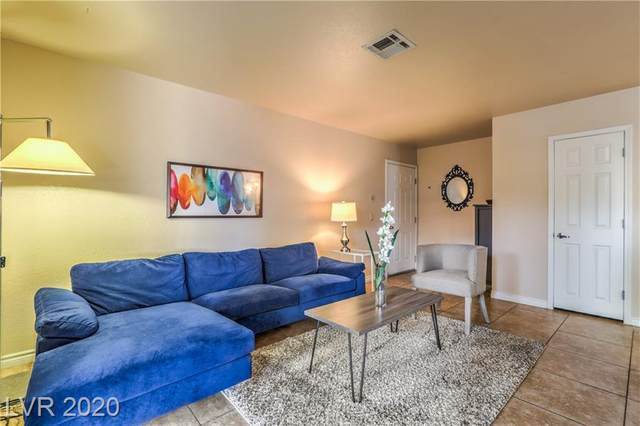 2606 Durango Drive #124, Las Vegas, NV 89117 (MLS #2231907) :: The Shear Team