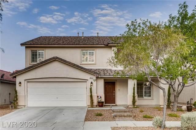 8217 Cline Mountain Street, Las Vegas, NV 89131 (MLS #2231918) :: Helen Riley Group | Simply Vegas