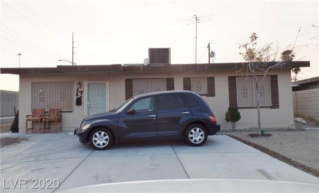17 Princeton Street, Las Vegas, NV 89107 (MLS #2231940) :: Performance Realty