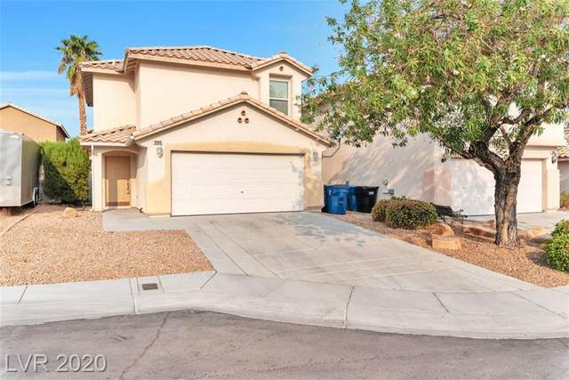9989 Lorian Street, Las Vegas, NV 89183 (MLS #2231970) :: The Lindstrom Group