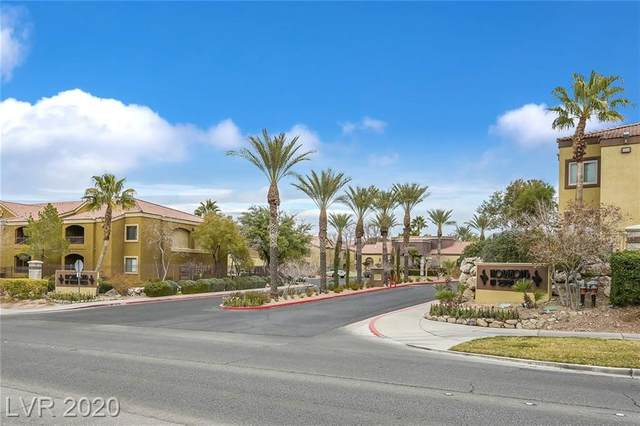 950 Seven Hills Drive #714, Henderson, NV 89052 (MLS #2231973) :: Performance Realty