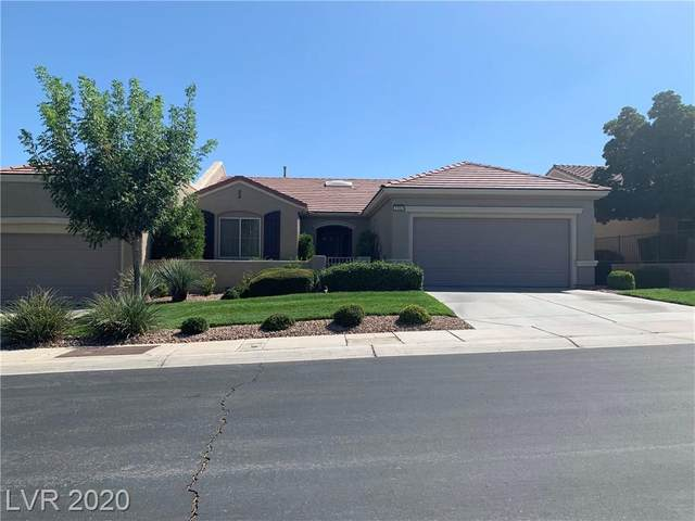 2702 Grand Forks Road, Henderson, NV 89052 (MLS #2232002) :: Jeffrey Sabel