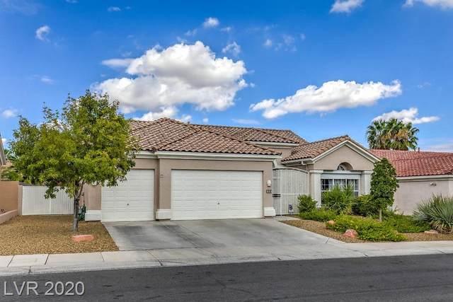 8548 Stone Harbor Avenue, Las Vegas, NV 89145 (MLS #2232007) :: Jeffrey Sabel