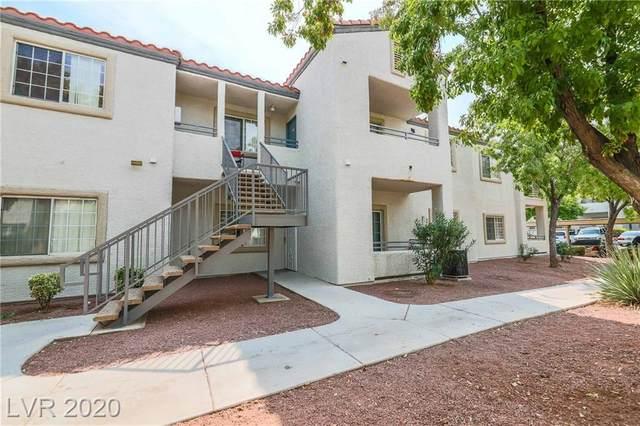 3318 Decatur Boulevard #1075, Las Vegas, NV 89130 (MLS #2232012) :: Signature Real Estate Group