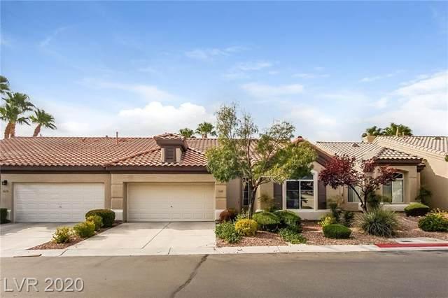 9685 Donner Springs Avenue, Las Vegas, NV 89148 (MLS #2232021) :: The Mark Wiley Group | Keller Williams Realty SW