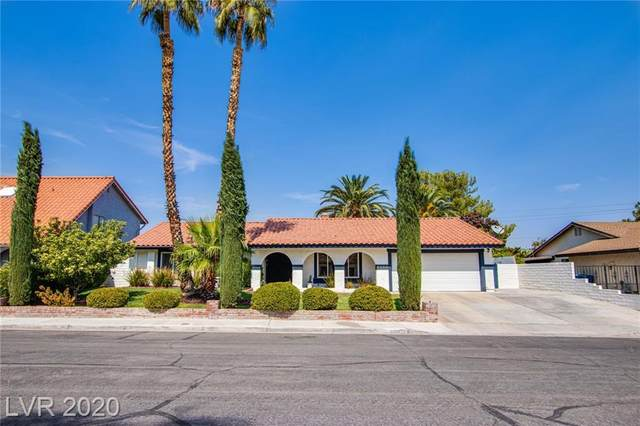 2508 La Solana Way, Las Vegas, NV 89102 (MLS #2232035) :: The Shear Team