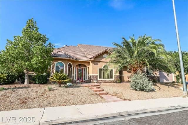6292 Fisher Avenue, Las Vegas, NV 89130 (MLS #2232040) :: Hebert Group   Realty One Group