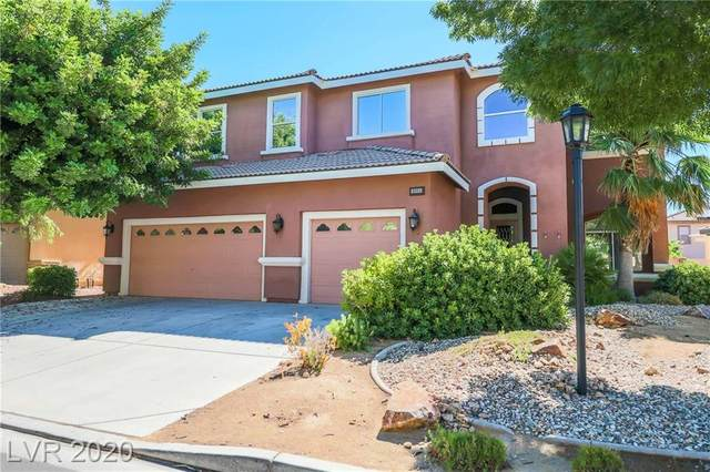 8094 Villa Cano Street, Las Vegas, NV 89131 (MLS #2232054) :: The Lindstrom Group