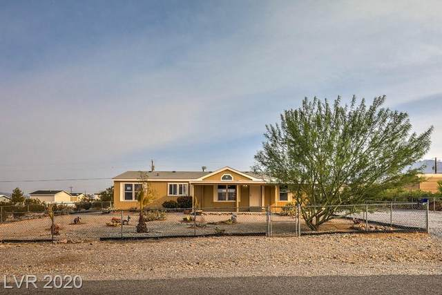 720 Fort Carson Road, Pahrump, NV 89060 (MLS #2232066) :: The Perna Group