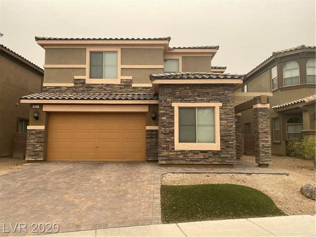 4057 Carol Bailey Avenue, North Las Vegas, NV 89081 (MLS #2232132) :: Helen Riley Group | Simply Vegas
