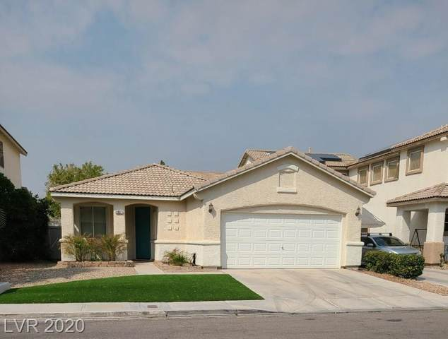 9861 Del Mar Heights Street, Las Vegas, NV 89183 (MLS #2232137) :: The Shear Team