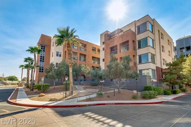 63 Agate Avenue #404, Las Vegas, NV 89123 (MLS #2232144) :: The Lindstrom Group