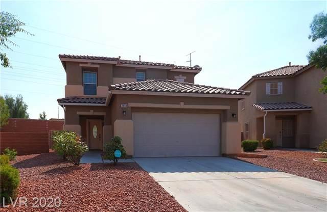 2609 Cockatiel Drive, North Las Vegas, NV 89084 (MLS #2232145) :: Signature Real Estate Group