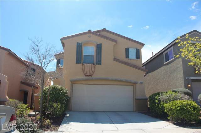10255 Falling Needle Avenue, Las Vegas, NV 89135 (MLS #2232157) :: Kypreos Team