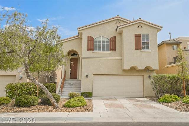 777 Feather Ridge Drive, Henderson, NV 89052 (MLS #2232167) :: The Lindstrom Group