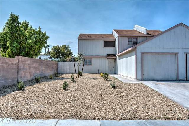 2312 Ragland Street, Las Vegas, NV 89108 (MLS #2232182) :: Performance Realty