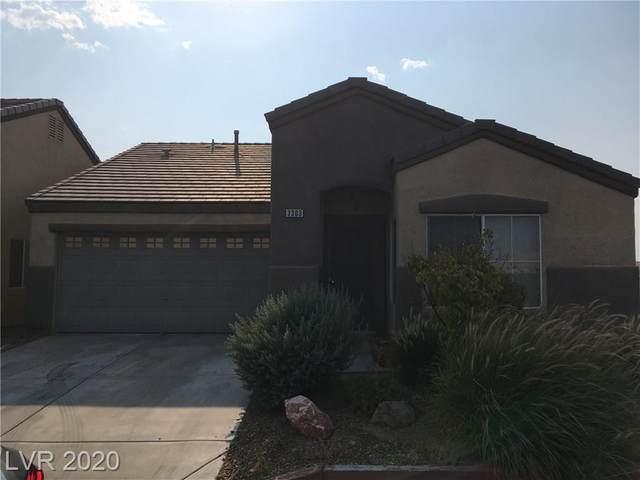 3303 Kaniksu Court, Las Vegas, NV 89122 (MLS #2232187) :: Signature Real Estate Group