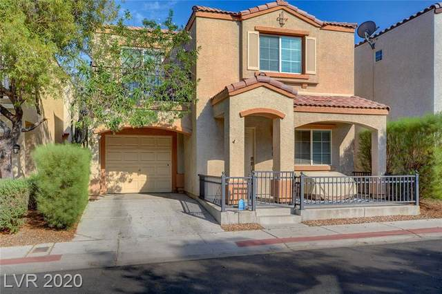 10372 Fancy Fern Street, Las Vegas, NV 89183 (MLS #2232199) :: The Lindstrom Group