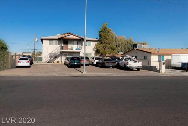 2433 Ellis Street, North Las Vegas, NV 89030 (MLS #2232223) :: Jeffrey Sabel