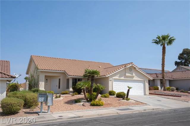850 Woodtack Cove Way, Henderson, NV 89002 (MLS #2232224) :: Performance Realty