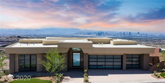 677 Overlook Rim, Henderson, NV 89012 (MLS #2232229) :: Helen Riley Group | Simply Vegas