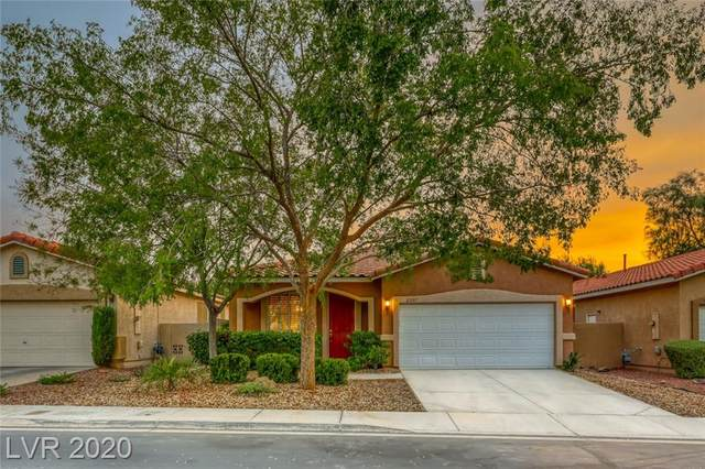 2287 Chestnut Bluffs Avenue, Henderson, NV 89052 (MLS #2232230) :: Signature Real Estate Group