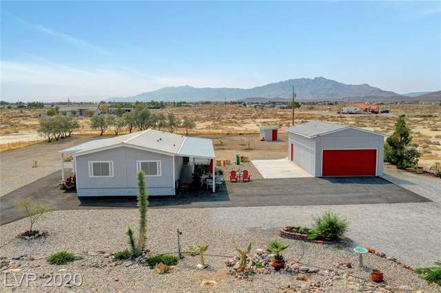 4431 Grubstake Lane, Pahrump, NV 89060 (MLS #2232231) :: The Mark Wiley Group | Keller Williams Realty SW