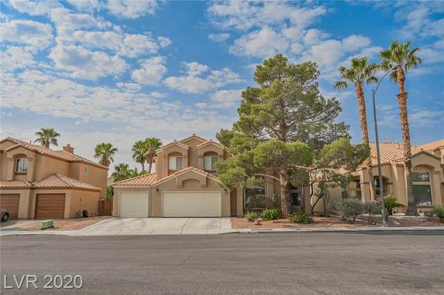 5117 Crimson Ridge Drive, Las Vegas, NV 89130 (MLS #2232236) :: The Mark Wiley Group | Keller Williams Realty SW