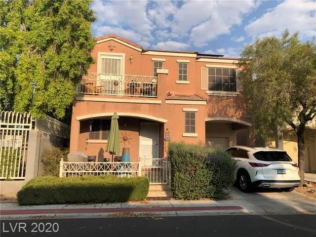 10334 Mint Leaves Street, Las Vegas, NV 89183 (MLS #2232244) :: The Shear Team